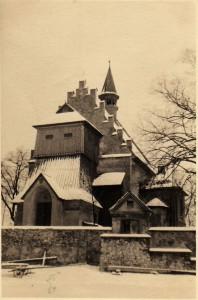 Kościół w Rudawie - arch. M.Młodzik