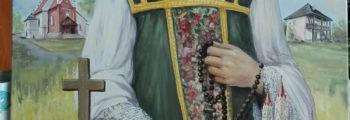 OBRAZ BŁOGOSŁAWIONEGO WŁADYSŁAWA BUKOWIŃSKIEGO APOSTOŁA KAZACHSTANU