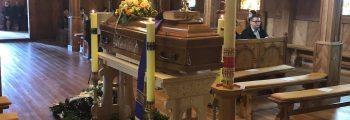 Pogrzeb ks. Kanonika Ludwika Wąchala