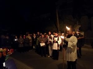 Parafialna Droga Krzyżowa w Nielepicach7
