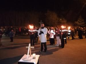 Parafialna Droga Krzyżowa w Nielepicach9